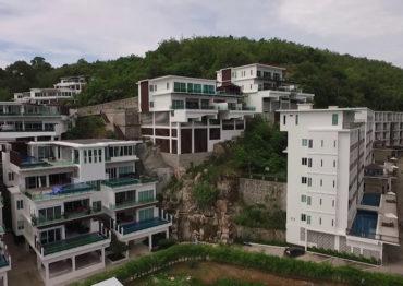 Апартаменты с двумя спальнями - E006