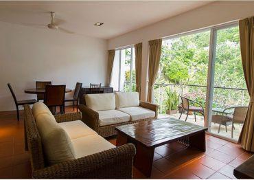 Апартаменты с тремя спальнями для 5 человек в Kamala Hills