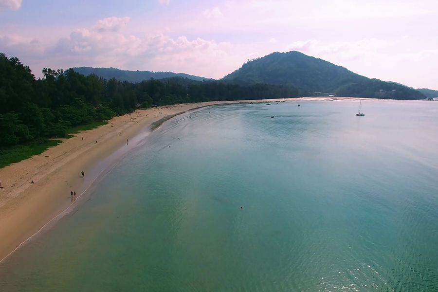 Пляж Лайян