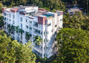 Апартаменты с двумя спальнями - E004