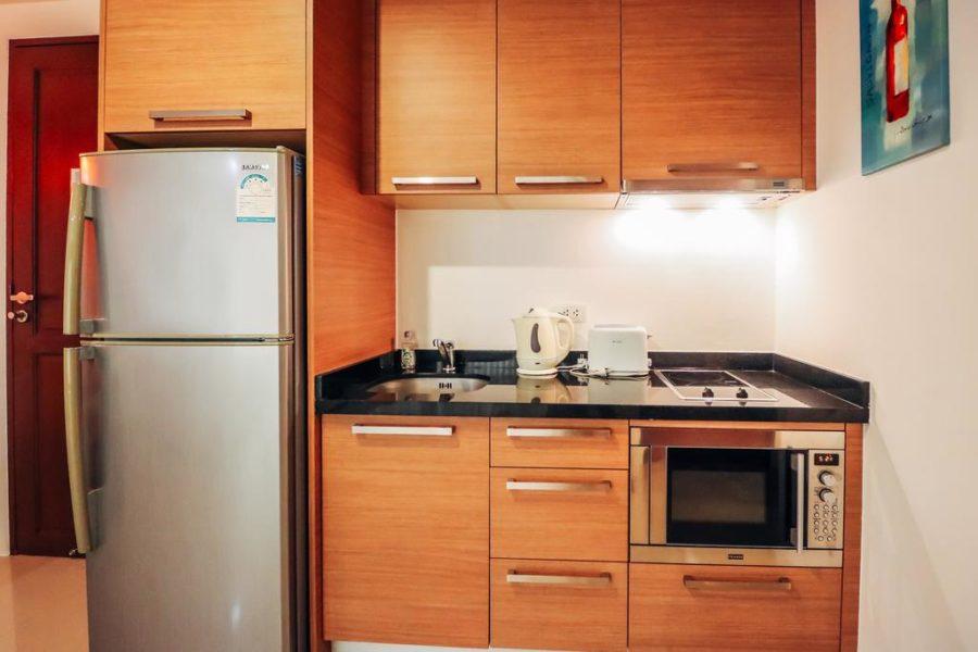 Bangtao Tropical Residence - кухня