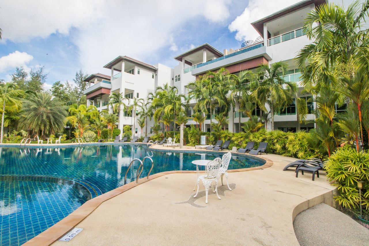 BangTao Tropical Residence - общий бассейн