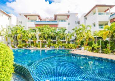 Апартаменты с одной спальней - Bangtao Tropical Residence