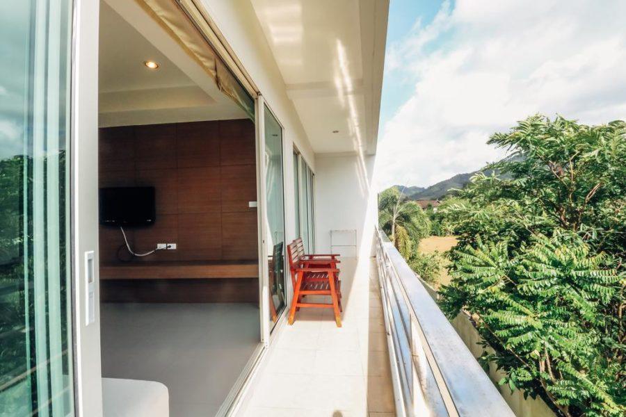 Bangtao Tropical Residence - балкон