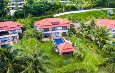 Резиденция с 5 спальнями в Laguna Village