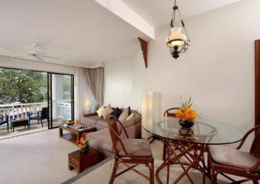 Апартаменты с одной спальней в отеле Allamanda