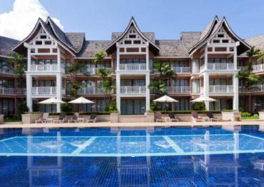 Апартаменты с 2 спальнями в 4* отеле Allamanda
