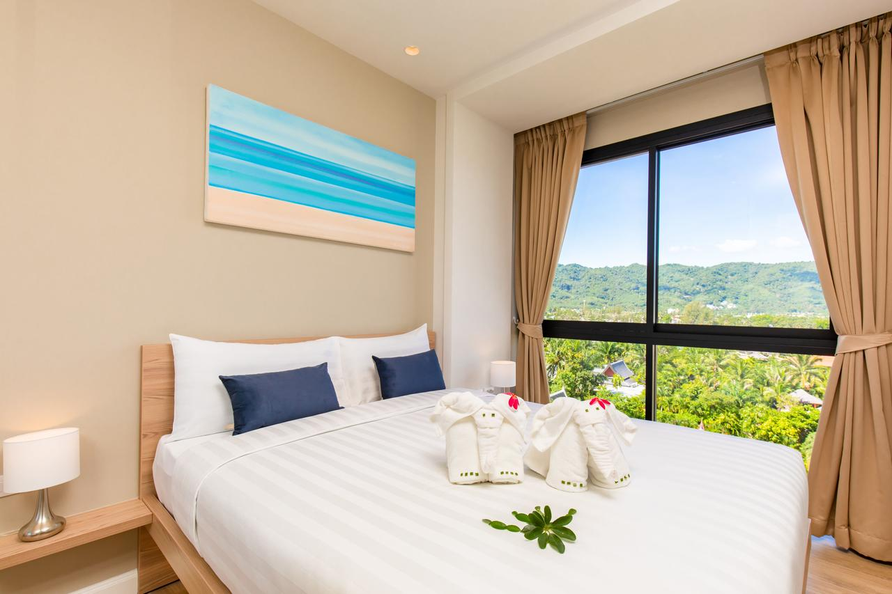Diamond Resort Phuket - спальня