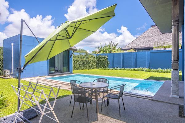 Wings Phuket Villa (Two Villas)