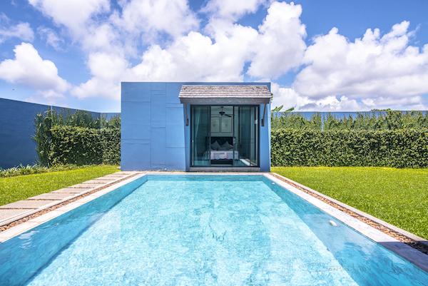 Бассейн на вилле Wings Phuket Villa (Two Villas)