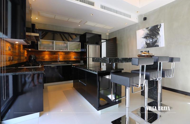 Кухня - Анчан Вилла