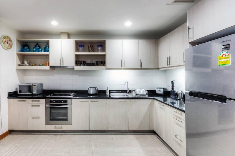 Кухня  -  Angsana Villas Phuket