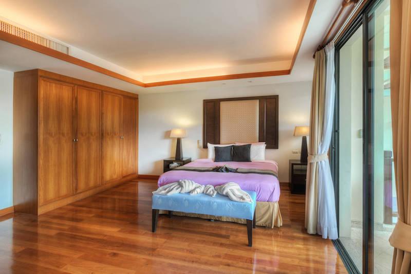 Спальня   -  Angsana Villas Phuket