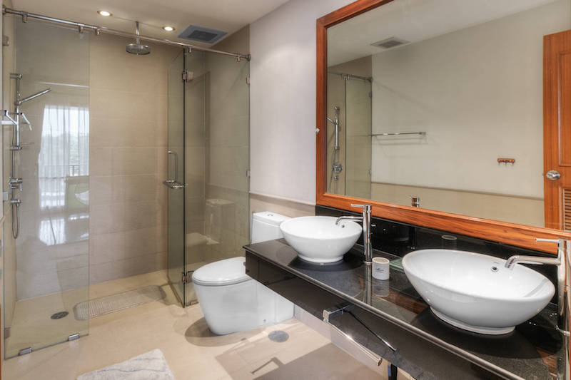 Ванная комната   -  Angsana Villas Phuket