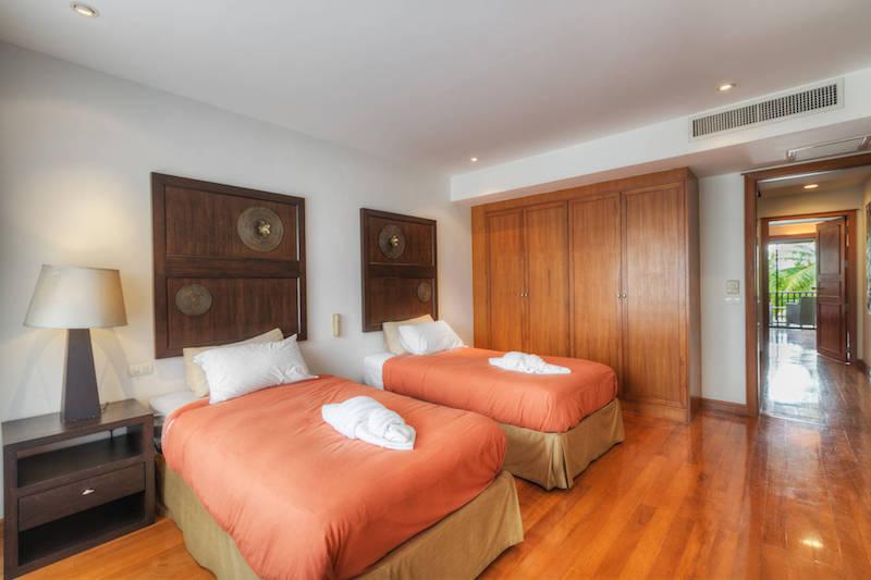 Вторая спальня   -  Angsana Villas Phuket