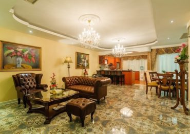 Вилла дуплекс в 5* отеле Angsana Villas Phuket