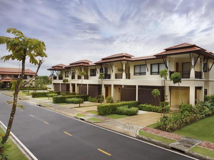 Таунхаус в отеле Angsana Villas Phuket (Laguna Village)