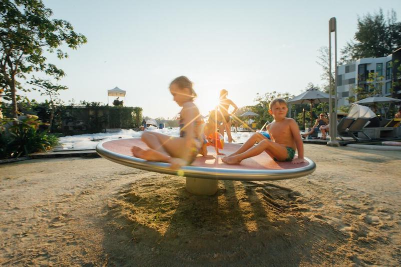 Детская площадка  - отель Cassia Phuket