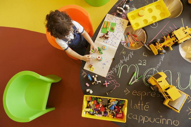 Детская комната - Cassia Residences