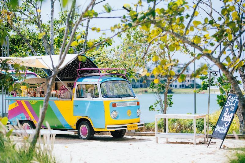 Бар  - отель Cassia Phuket