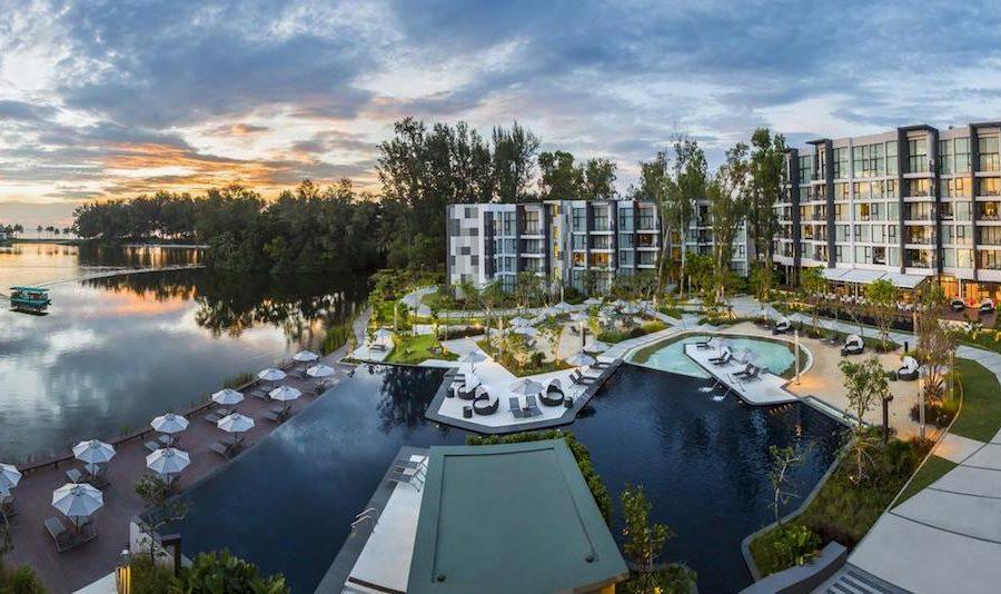 Отель Cassia Phuket