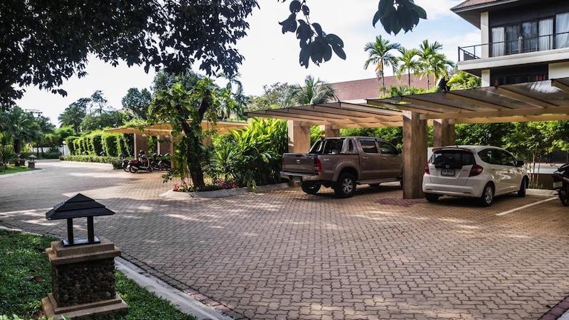 Парковка - Chom Tawan