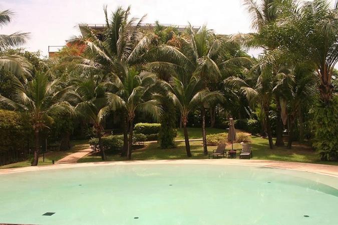Детская зона в бассейне - Chom Tawan