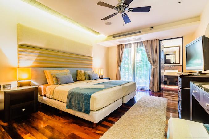 Спальня - Chom Tawan