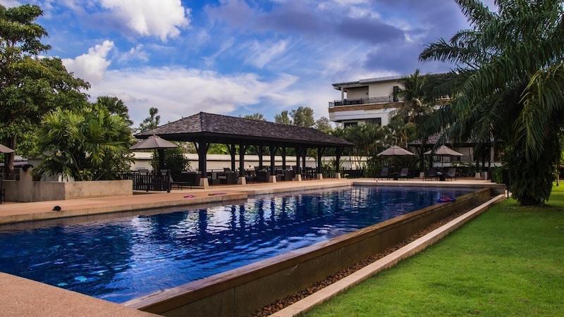 Общий бассейн - Chom Tawan
