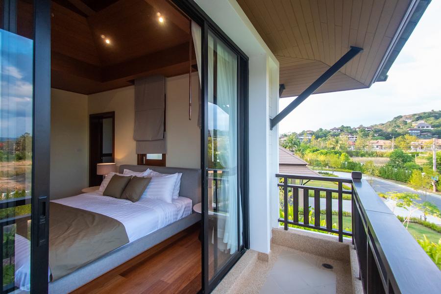 Мастер спальня в Laguna Village