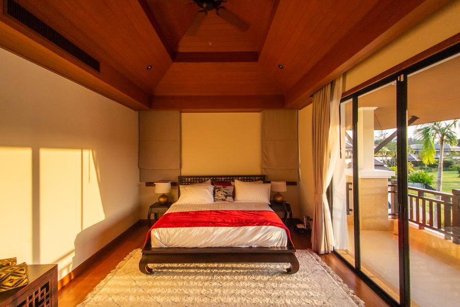 Спальня в Laguna Village