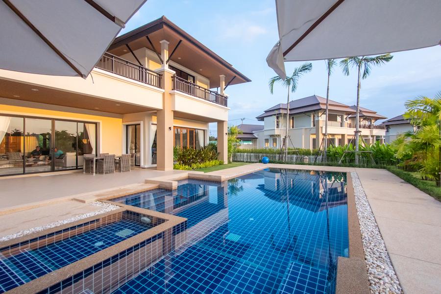 Резиденция в Laguna Village (Phuket)