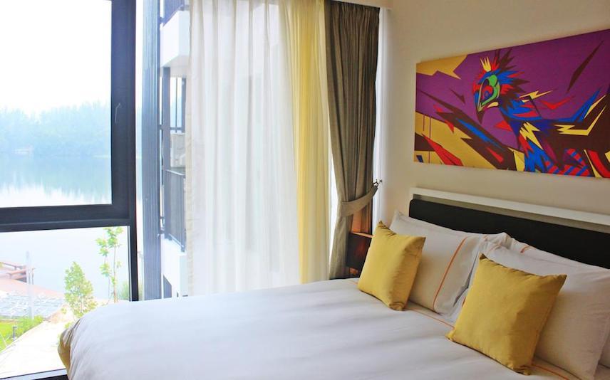 Спальная комната - Cassia Phuket