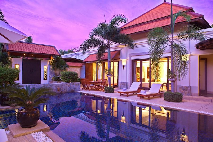 Вилла в комплексе Sai Taan Villas