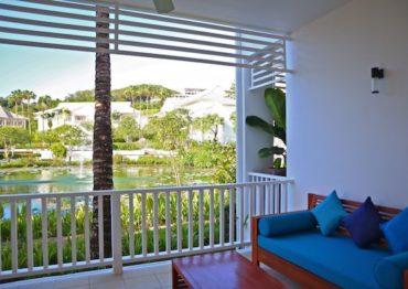 Апартаменты с двумя спальнями и просторной террасой - Ocean Breeze