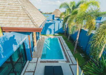 Вилла с 2 спальнями и личным бассейном - Wings Phuket Villa