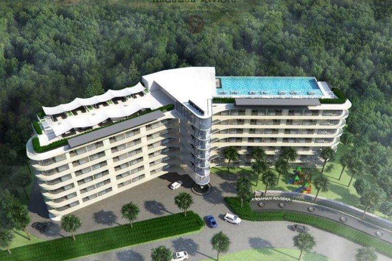 Andaman Riviera - здание сна