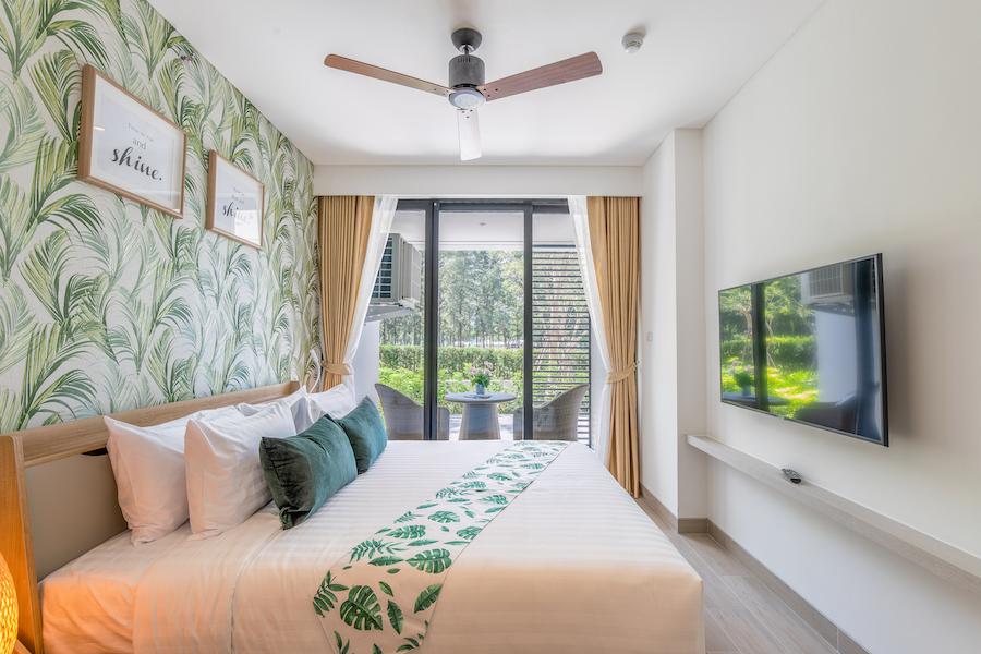 Спальня - Cassia Residences