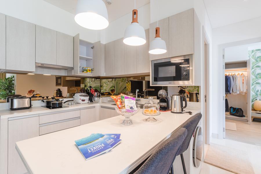 Кухня - Cassia Residences