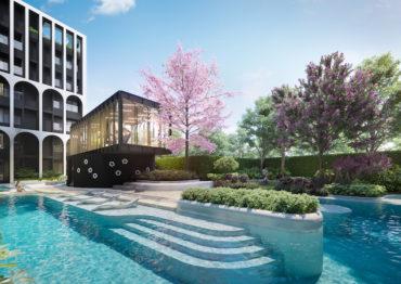 Односпальные апартаменты в MONO Residence Bangtao Beach