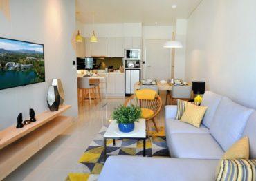 Двухспальные апартаменты в Cassia Residence