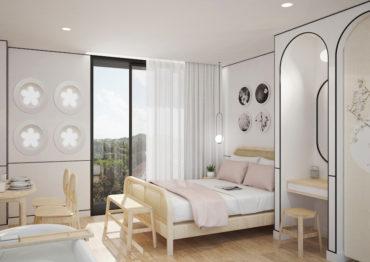 Двухспальные апартаменты в MONO Residence Bangtao Beach