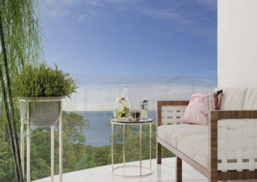 Двухспальные апартаменты Andaman Riviera