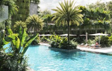 Трехспальные апартаменты в Layan Green Park