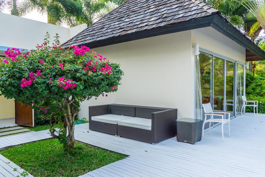 Layan Estate - отдельная спальня