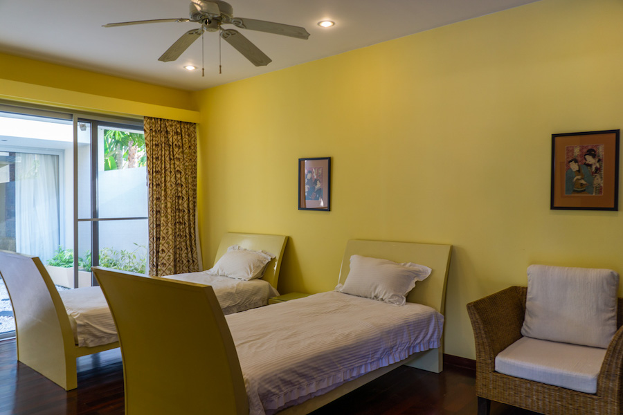 Layan Estate - детская комната