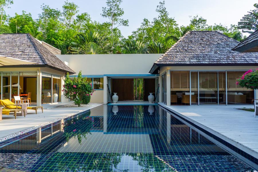 Layan Estate - 19 метров бассейн
