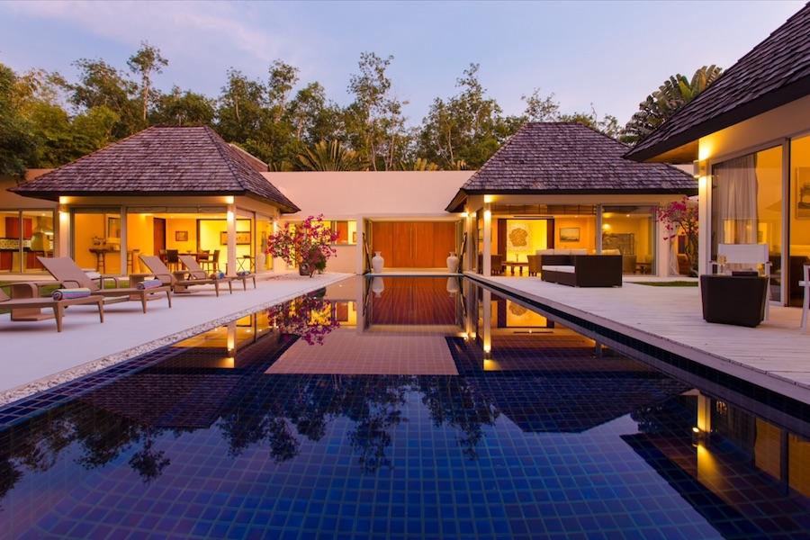 Layan Estate - приватный бассейн