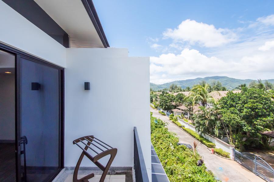 Лануна Парк - балкон