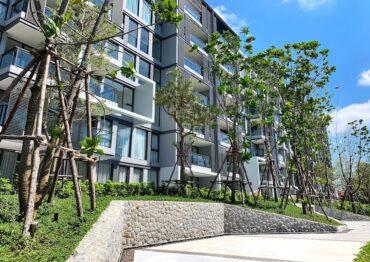 Апартаменты с 3 спальнями в 2 минутах ходьбы от моря в Cassia Residences